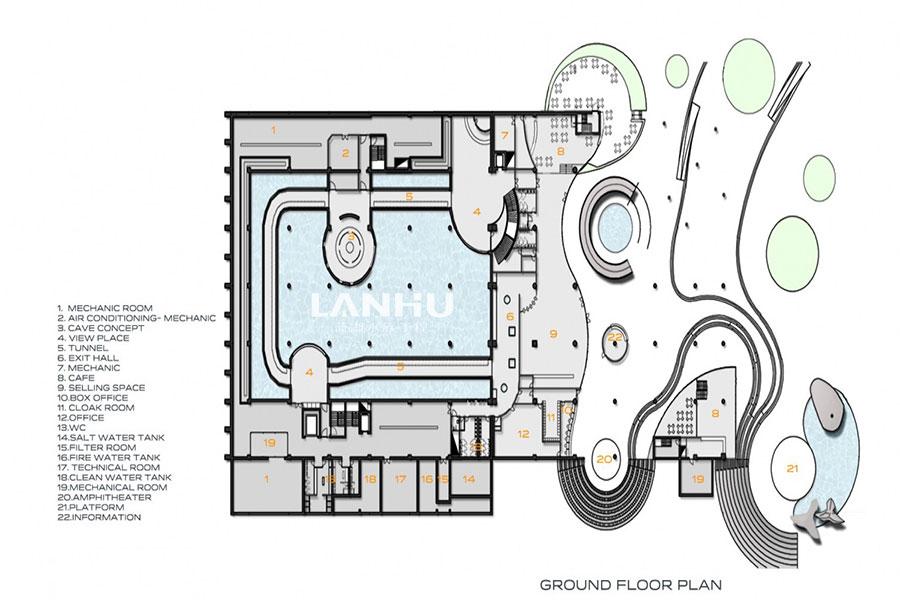 土耳其·水族洋馆 - 大型海洋主题公园规划 - 工程