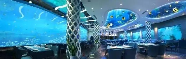 【工程案例】中国最大的海底餐厅——亚龙湾瑞德姆海底主题餐厅